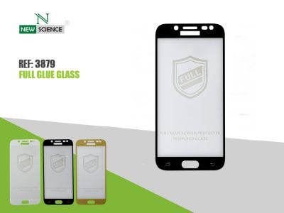 Cristal 3D full glue iPhone 12 6.7