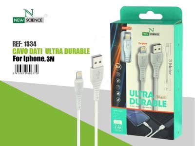 Cable iPhone 3 Metros NS-110