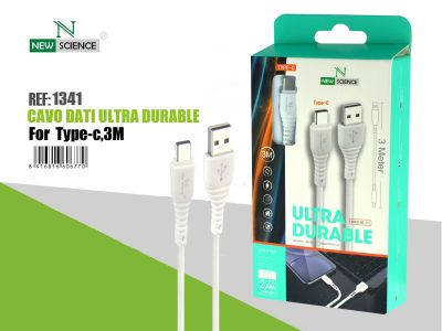 Cable Type C 3 Metros NS-111