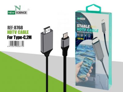 Cable Type C - HDMI HC-01