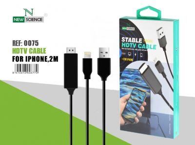 Cable iPhone - HDMI HC-02