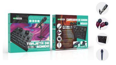 Tarjeta de sonido VC01