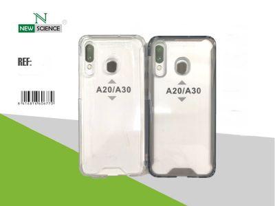 Samsung A20E Funda Dura Antigolpe