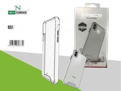 Funda Transparente Militar iPhone 12 6.1""
