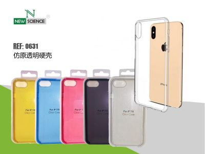 """Clear Case iPhone 12 6.7"""""""
