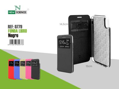 Funda magnética Huawei P Smart Plus