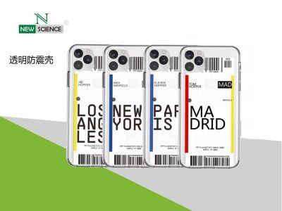 Carcasa Anticaida con Letras iPhone 11 Pro