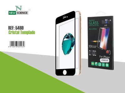 Cristal 5D iPhone X