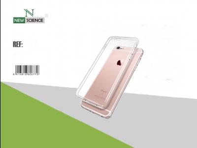 Funda Transparente Redmi Note 9