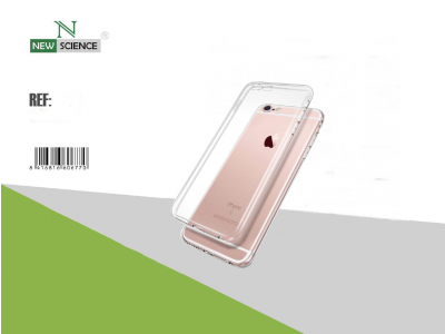 Funda Transparente Redmi Note 9S/9 Pro