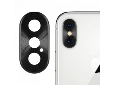 Protector lente iPhone X / XS / Xs Max