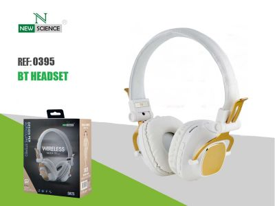 Cascos Bluetooth SH25 Blanco