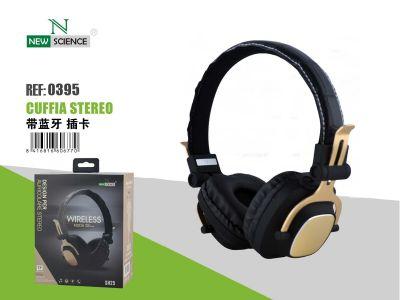 Cascos Bluetooth SH25 Negro