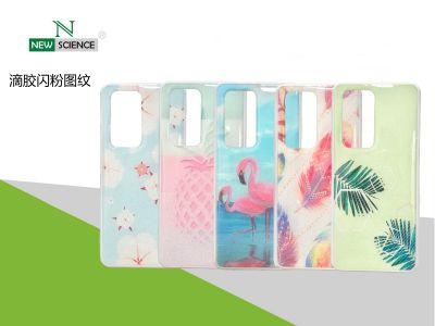 Carcasa Acrilica con Dibujo Samsung A41