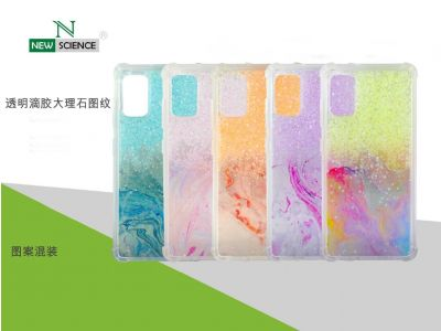 Carcasa Purpurina Marmol (Mix) Samsung Note 20 Ultra