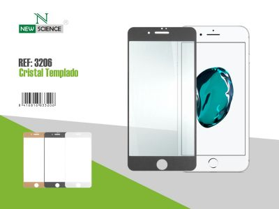 Cristal 3D Nokia 7 Plus