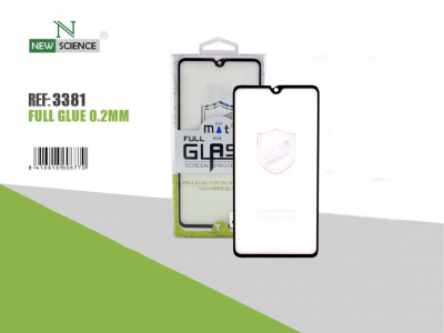 Cristal 3D Full glue 0.2mm iPhone Xs Max 6.5""