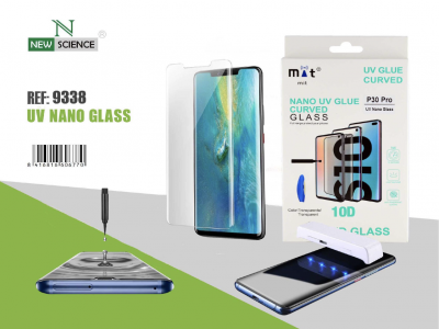 Cristal nano UV Huawei P30 Pro