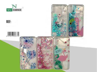 Funda Purpurina Líquida iPhone 6 Plus