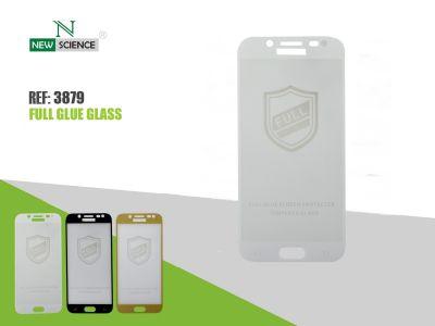 Cristal 3D full glue Xiaomi Mi 8 Lite Blanco