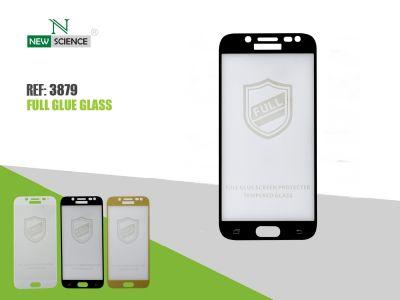 Cristal 3D full glue Samsung J4 2018