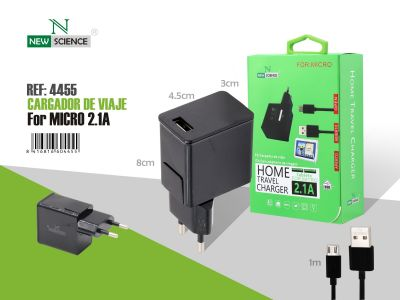 Cargador Tablets Micro USB