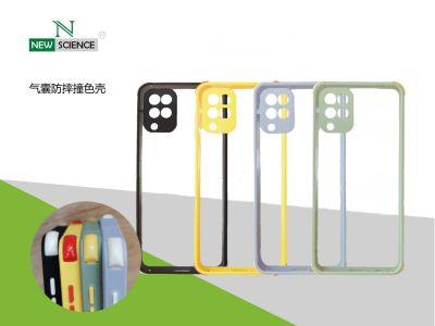 Carcasa Antigolpe Color Borde Redmi Note 10 Pro