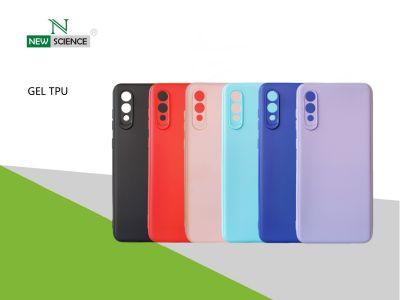Gel TPU Proteccion Camara Samsung A02