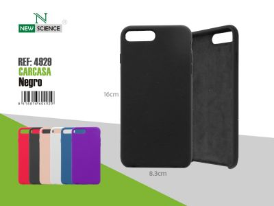 Carcasa goma iPhone 6