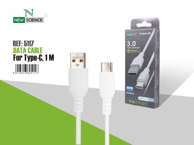 Cable grueso Tipo C 3.0A