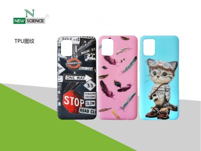 Carcasa TPU Dibujo iPhone 7/8/SE 2