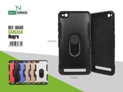 Funda metalizada Redmi Note 6 Pro