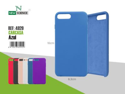 Carcasa Goma Samsung A20E