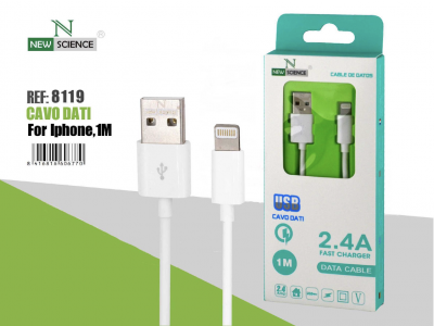 cable iphone 2.1a ref. 3663 imagen