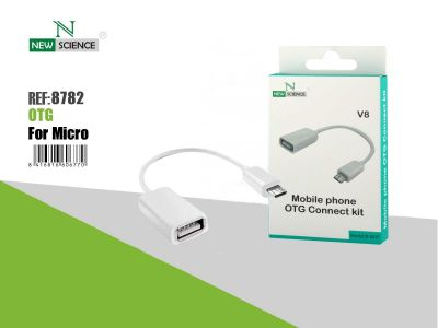 Cable OTG Micro USB