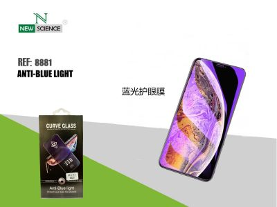 Cristal Full Glue Anti-Blue Light iPhone 7/8 Plus