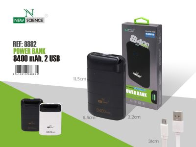 PowerBank 8400MaH