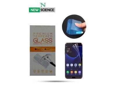 s7 edge (silicona) transparente imagen