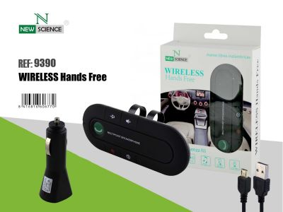 Wireless Manos Libres Para Coche