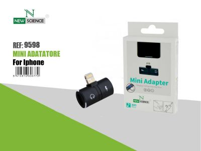 Mini Adaptador iPhone