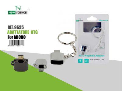 Lector de Tarjeta USB-Micro USB