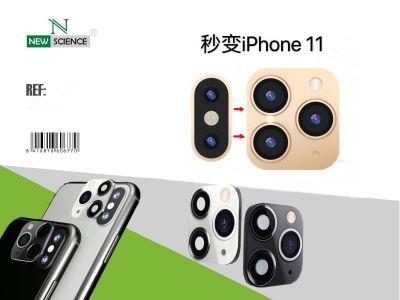 Lente Camara Transformante a iPhone 11