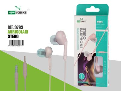 (ROSA) Auriculares JS-042