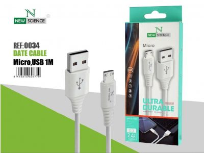 Cable Fast Micro 2.4A NS-118