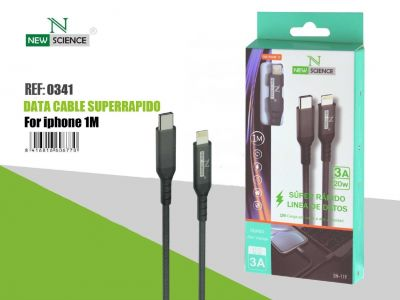 Cable Type C - iPhone 12 20W SN-119