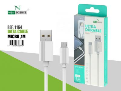 Cable Micro USB 2.4A NS-16
