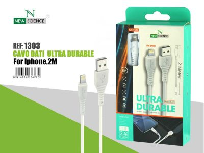 Cable iPhone 2 Metros NS-107