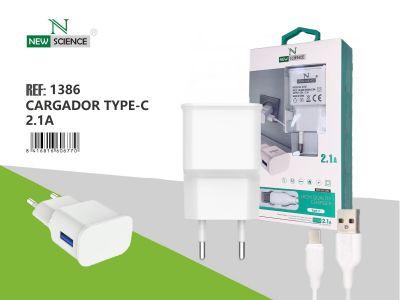 Cargador Type-c FC-36/32