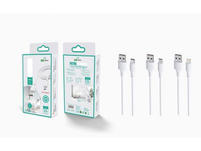 Cable iPhone 2.4A 2Metros SE-02