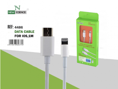 Cable Lightning a Tipo-C 2.1A